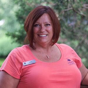 treatment coordinator Lisa